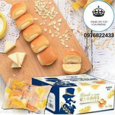 Bành mỳ phomai Cheese Horsh – Thùng 2kg (58-62 bịch bánh nhỏ) mỗi bịch là 6 viên bánh bên trong bơ