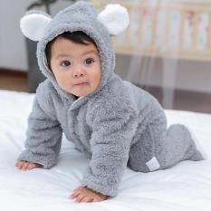 Body lông thú siêu đáng yêu hàng cao cấp xuất Nhật (Body ủ ấm cho bé Trai bé Gái)Sleepsuit- Jumpsuit – Body cho bé mặc mùa đông