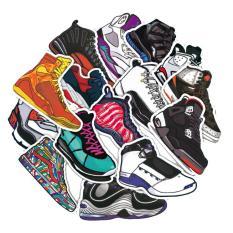 Bộ Sticker Sneaker Hình Dán Sticker – Sticker Hypebeast, Sticker Giày, Hình Dán Xe Máy, Hình Dán Mũ Bảo Hiểm, Điện Thoại, Laptop