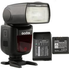 Đèn Flash Godox V860II Cho Canon (Kèm pin và sạc)-DNStore 2019