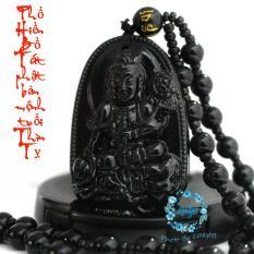 Chuỗi hạt đeo cổ phật Phổ Hiền Bồ Tát cao cấp – Phật bản mệnh người tuổi Thìn Tỵ