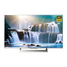 Android Tivi 4K HDR Sony 55X9000F 55 Inch Mới 2018