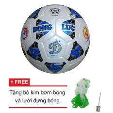 Quả bóng đá Động Lực Cơ bắp UCV 3.05 Số 5 -Tặng kim bơm + lưới đựng bóng (CHÍNH HÃNG).