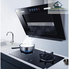 Máy hút mùi, hút khói nhà bếp cao cấp Home and Garden (Black)