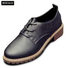 Giày nữ Oxford Rozalo RWG7118