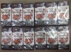 Sữa óc chó hạnh nhân đậu đen Hàn Quốc ít đường 24 hộp x 190ml-PP Sâm Yến Thái An