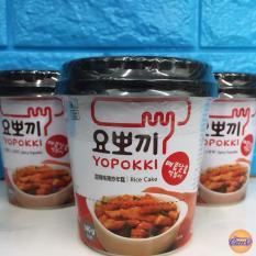 Bánh gạo Hàn quốc Topokki Yopokki Cay Ngọt