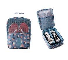 Túi đựng giày du lịch Floral Shoes Pouch Monopoly Travel