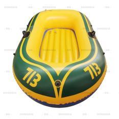 Thuyền phao Kayak 713 cho 2 người, thuyền bơm hơi đi câu cá gấp gọn tiện lợi, chất liệu cao cấp – DONGGIA