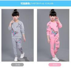 Bộ quần áo thu đông cực đáng yêu cho bé từ 1-6 tuổi