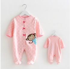 COMBO 2 Áo liền quần cho trẻ sơ sinh -có 4 mẫu tùy chọn