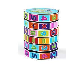 Rubik toán học kích thích trí não giúp bé phát triển