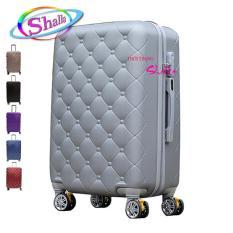vali cao cấp 20 inch chấm bi Shalla màu đen,đỏ,nâu,bạc,hồng,tím,xanh