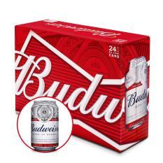 Budweiser lon 330ml – Thùng 24
