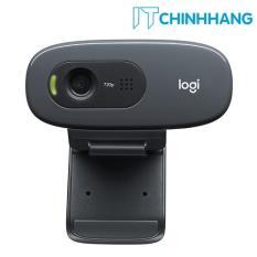 Webcam Logitech HD C270 – HÃNG PHÂN PHỐI CHÍNH THỨC