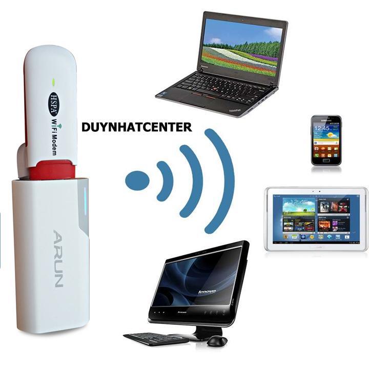 Mua USB PHÁT WIFI TỪ SIM 3G 4G HSPA CAO CẤP- TẶNG SIM 4G VIETTEL 62GB/THÁNG MIỄN PHÍ ở đâu tốt?