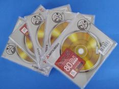 Bộ 10 đĩa CD Phono-R 700Mbps Mitsubishi