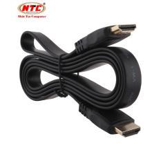 Cáp HDMI loại dẹp dài 1.5m VS – Full HD 1080p (đen)