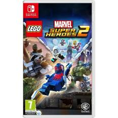 Đĩa game Nintendo Switch: Lego Marvel Super Heroes 2