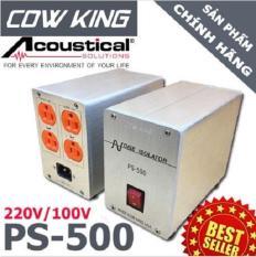 Biến áp cách ly AUDIO 220V/100V -COWKING PS500