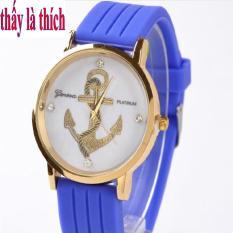 Đồng hồ Họa Tiết Mặt Mỏ Neo – DH2018300131040069