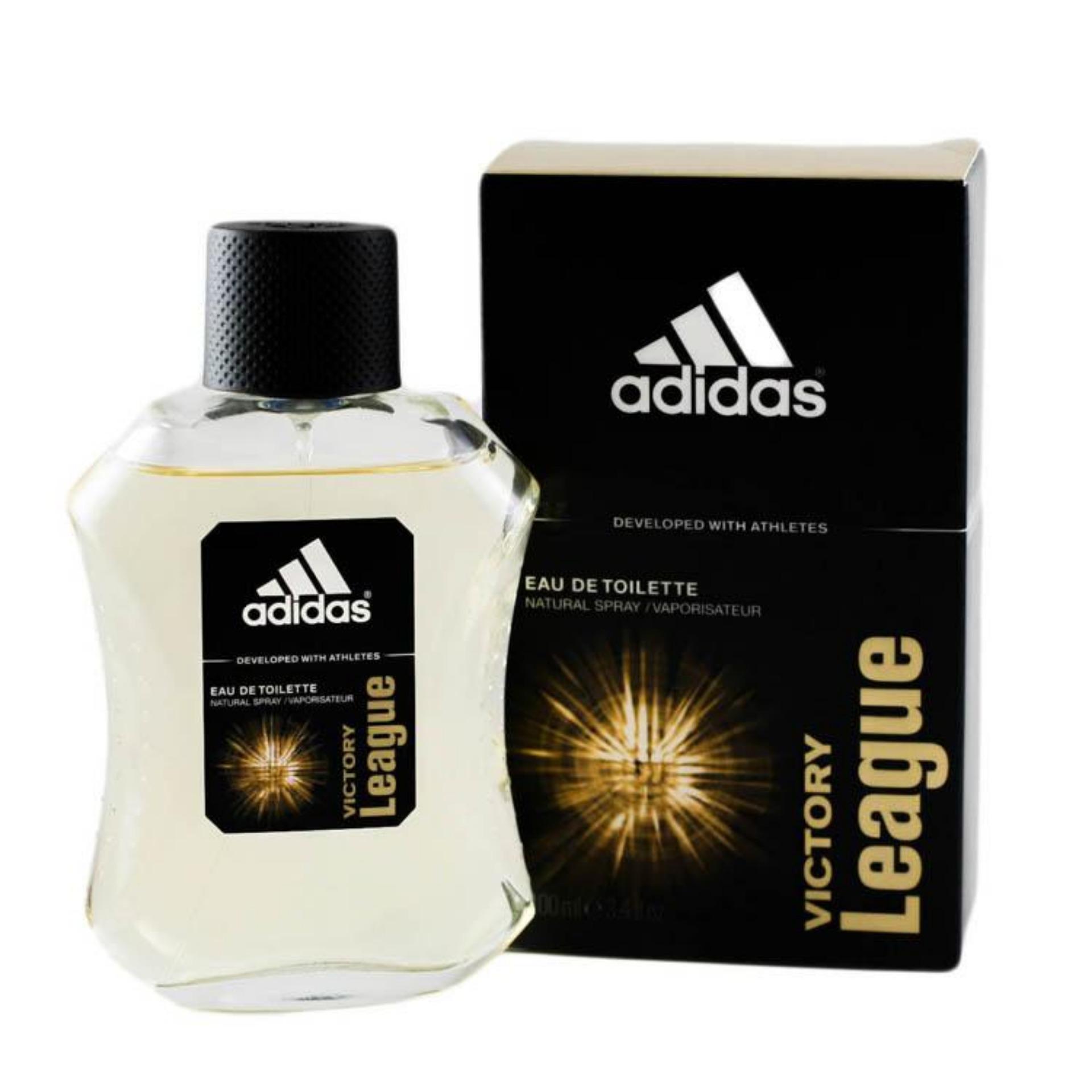 Nước Hoa Adidas Eau De Toilette 100ml #Victory League