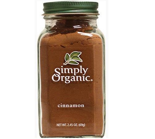 Bột quế hữu cơ Simly Organic