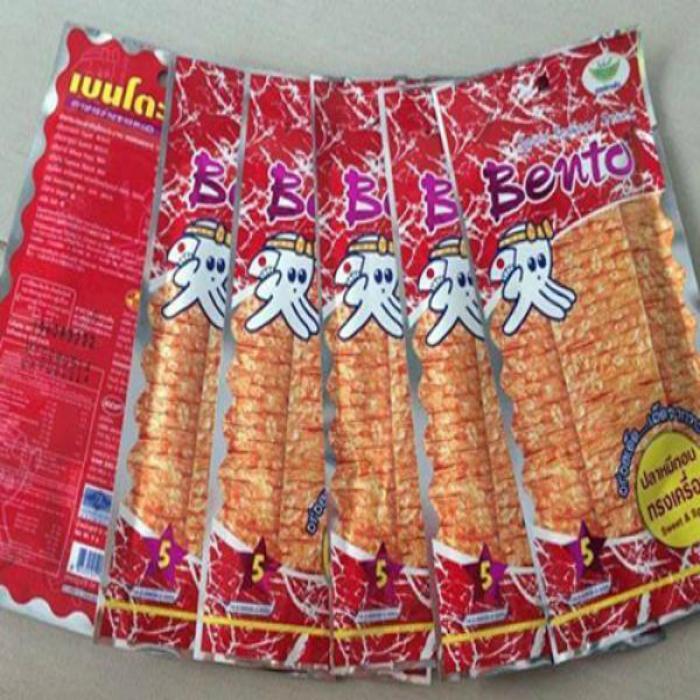 Mực Bento 5gr dây 13 gói ( gói màu đỏ) (NCFOODVN)