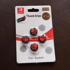 Núm bọc analog cho Joycon – Nintendo Switch – Màu đỏ