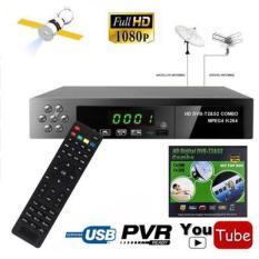 Đầu thu kỹ thuật số KTS và vệ tinh HD DVB T2 DVB S2 T2+S2 WIFI