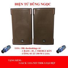 Loa DK dardankings x6 NHẬP KHẨU