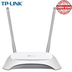Cục phát WiFi 3G-4G TP-Link TL-MR3420 (Trắng)
