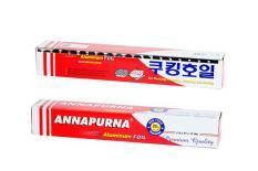 Cuộn giấy bạc nướng ANNAPURNA – Kích thước 5m x 30cm
