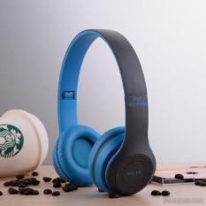Tai nghe chụp tai cao cấp có khe thẻ nhớ Bluetooth P47 Wireless Headphones – Âm Thanh Đỉnh Cao