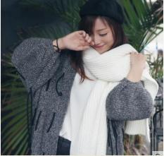 Khăn len Hàn Quốc nhiều màu siêu ấm áp, khăn len choàng cổ nam nữ (KÈM ẢNH THẬT)