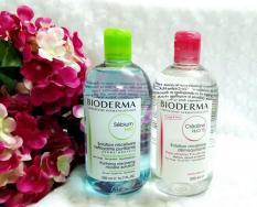 Nước tẩy trang Bioderma Crealine H2O Solution Micellaire 500ml