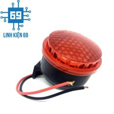 Còi báo động có đèn 12V