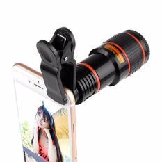 Ống kính Zoom 12X Mobile Phone Telescope Lens cho camera điện thoại