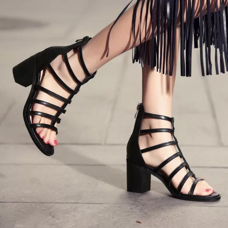 sandal chiến binh 5p