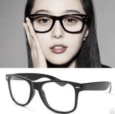 Mắt kính nữ Model 2017 (đen)