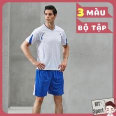 Bộ thể thao nam MAT181-XXXX – Cửa Hàng phân phối KIT Sport – Hiệu Vansydical(Men T-Shirt, Men Pants, Set đồ tập quần áo gym, thể dục,thể hình,tạ, Fitness)
