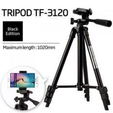 Gậy chụp hình Tripod 3120 kèm giá đỡ điện thoại