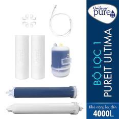 Bộ Lọc – Máy Lọc Nước Unilever Pureit Ultima RO + UV + MF