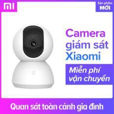 Camera IP Xiaomi Home 360 HD 2017 PTZ (Trắng) – Hãng phân phối chính thức