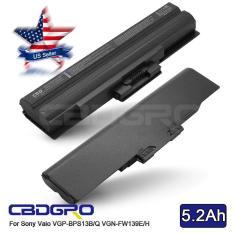 Pin laptop Sony Vaio VGP-BPS13 VGP-BPS21A Vaio FW SR 6cell hàng zin