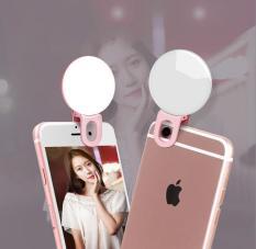 Giá sốc Đèn selfie Ring light cho điện thoại tặng kèm dây sạc ( loại xịn ) + Tặng thẻ tích điểm Tại Shop Shop Việt