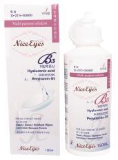 Nước ngâm Nice Eyes chuyên dụng cho kính áp tròng 150ml