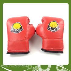 [HCM]Găng tay tập boxing Vstar dành cho trẻ em GreenNetworks