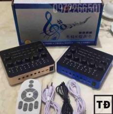 Sound card thu âm V10