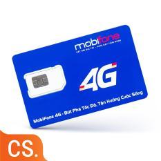 SIM 4G MOBIFONE trọn gói 1 năm KHÔNG nạp tiền 4GB x 12 tháng
